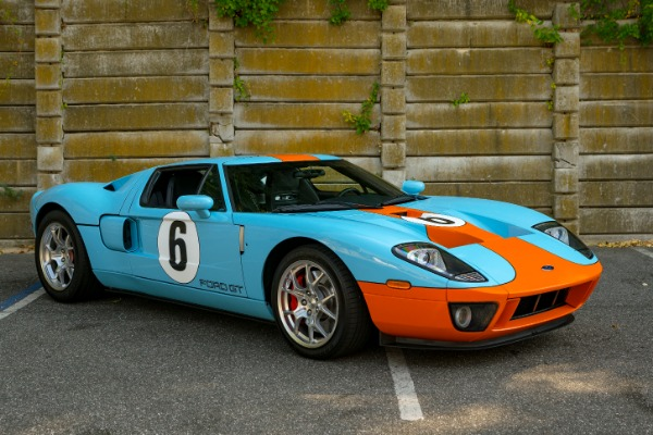 Used-2006-Ford-GT-1-Owner