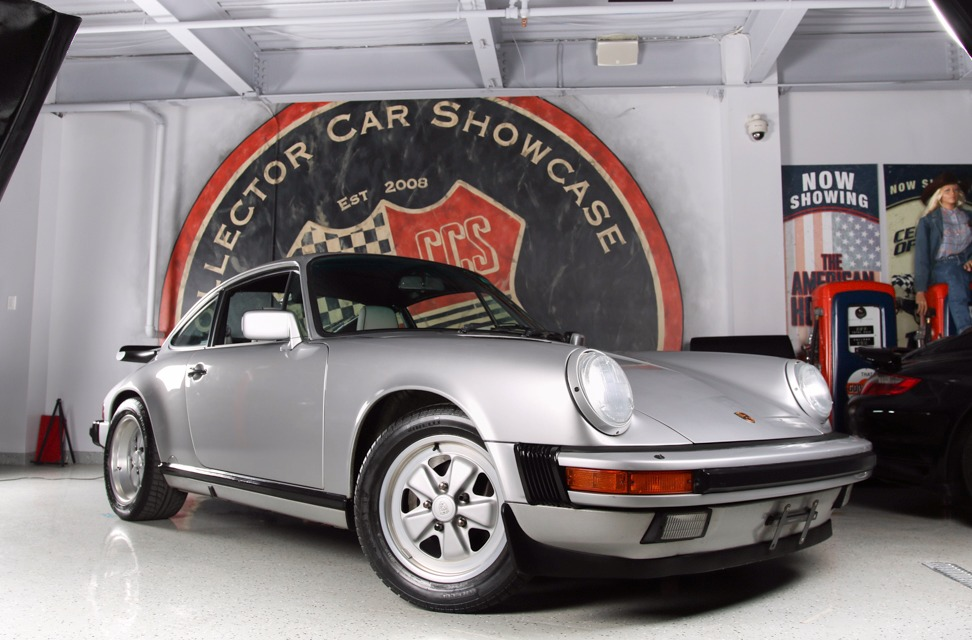 Used 1989 Porsche 911 25th Anniversary Carrera Coupe | Oyster Bay, NY