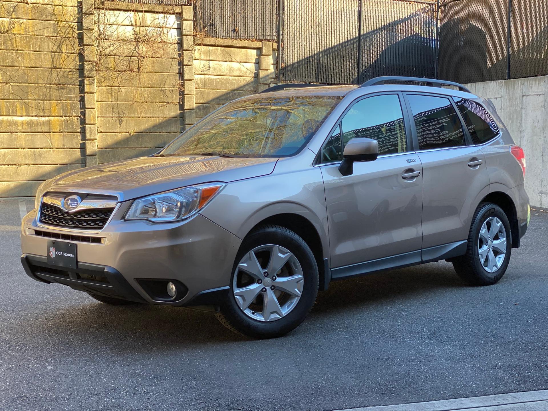 Used 2015 Subaru Forester 2.5i Limited | Oyster Bay, NY