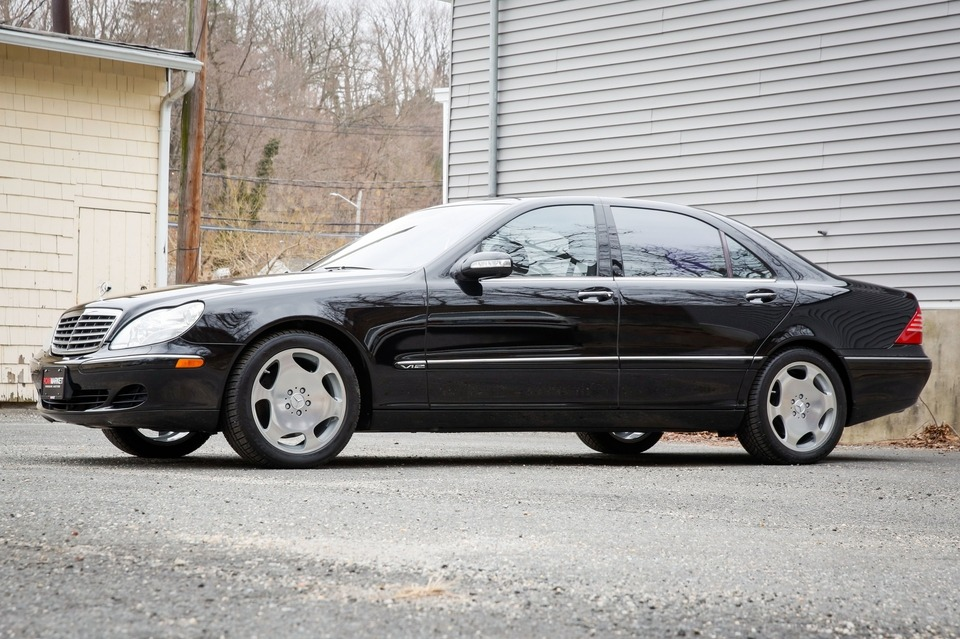 Used 2004 Mercedes-Benz S-Class S 600 | Oyster Bay, NY
