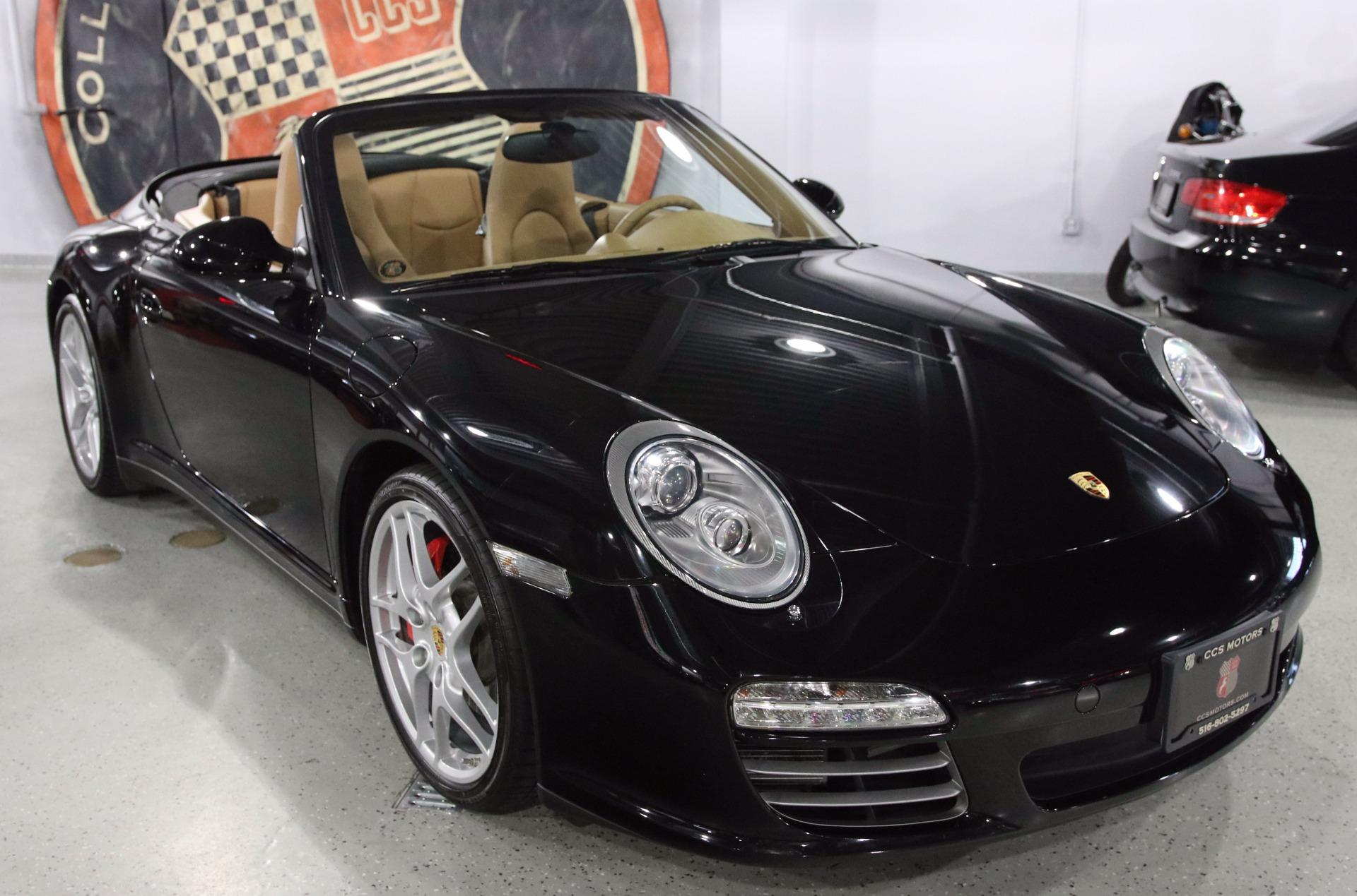 2009 porsche 911 carrera 4s cabriolet stock 1223 for sale near oyster bay ny ny porsche dealer. Black Bedroom Furniture Sets. Home Design Ideas