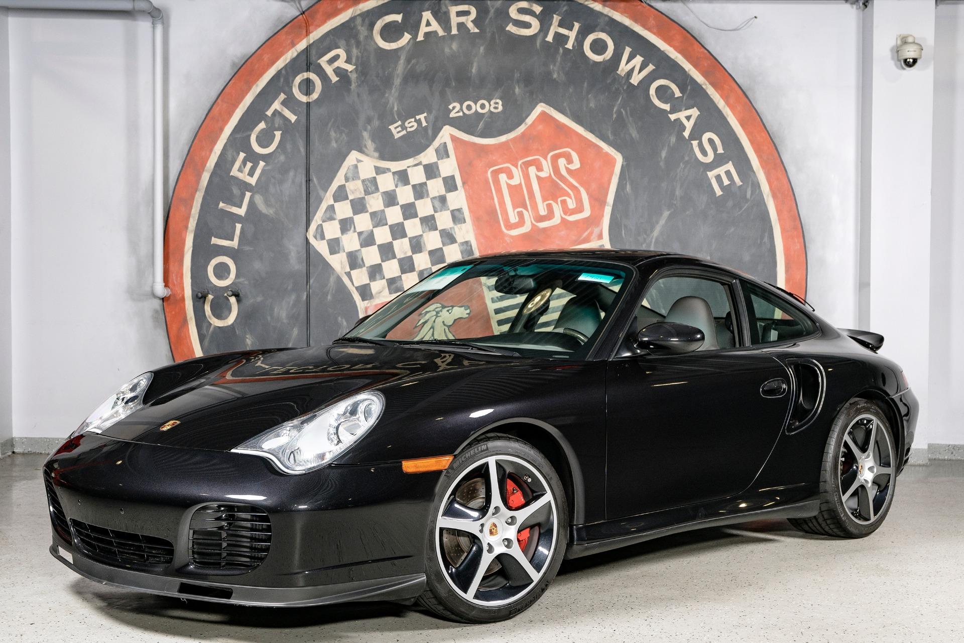 Used 2004 Porsche 911 Turbo X50 | Oyster Bay, NY