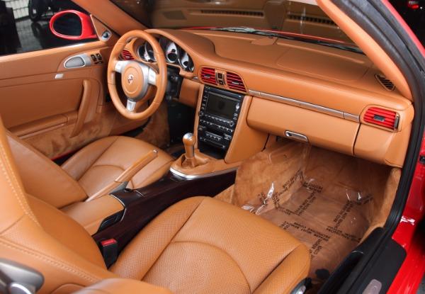 Used-2009-Porsche-911-Carrera-S-Cabriolet