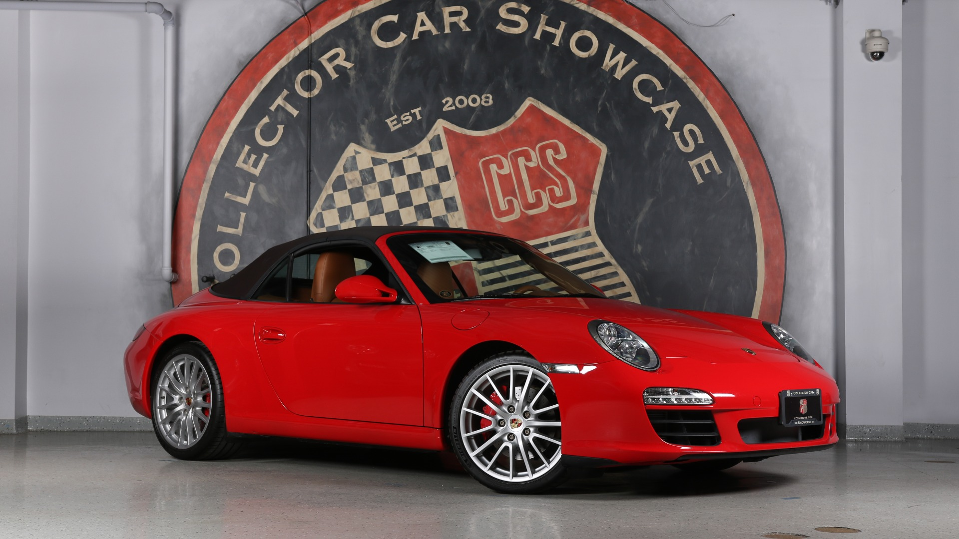 Used 2009 Porsche 911 Carrera S Cabriolet | Oyster Bay, NY
