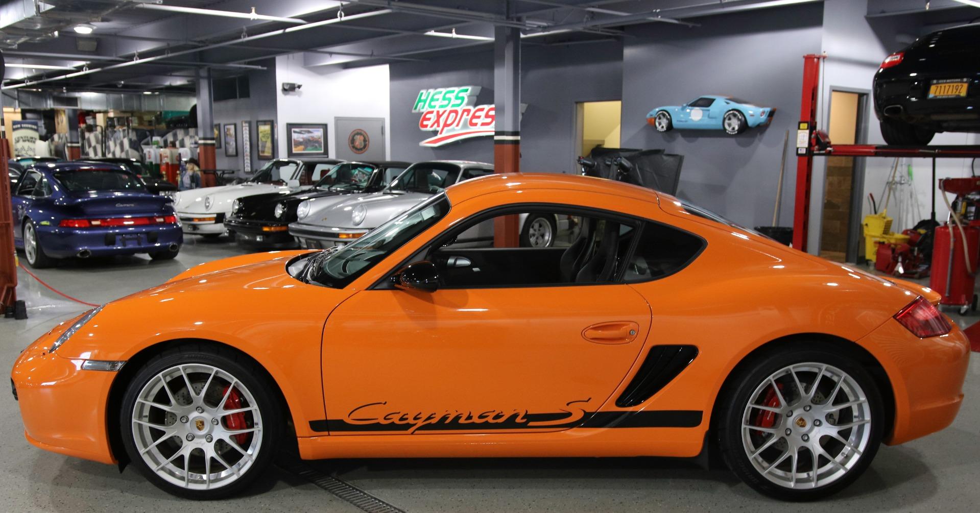 2008 Porsche Cayman S Stock 1229 For Sale Near Oyster