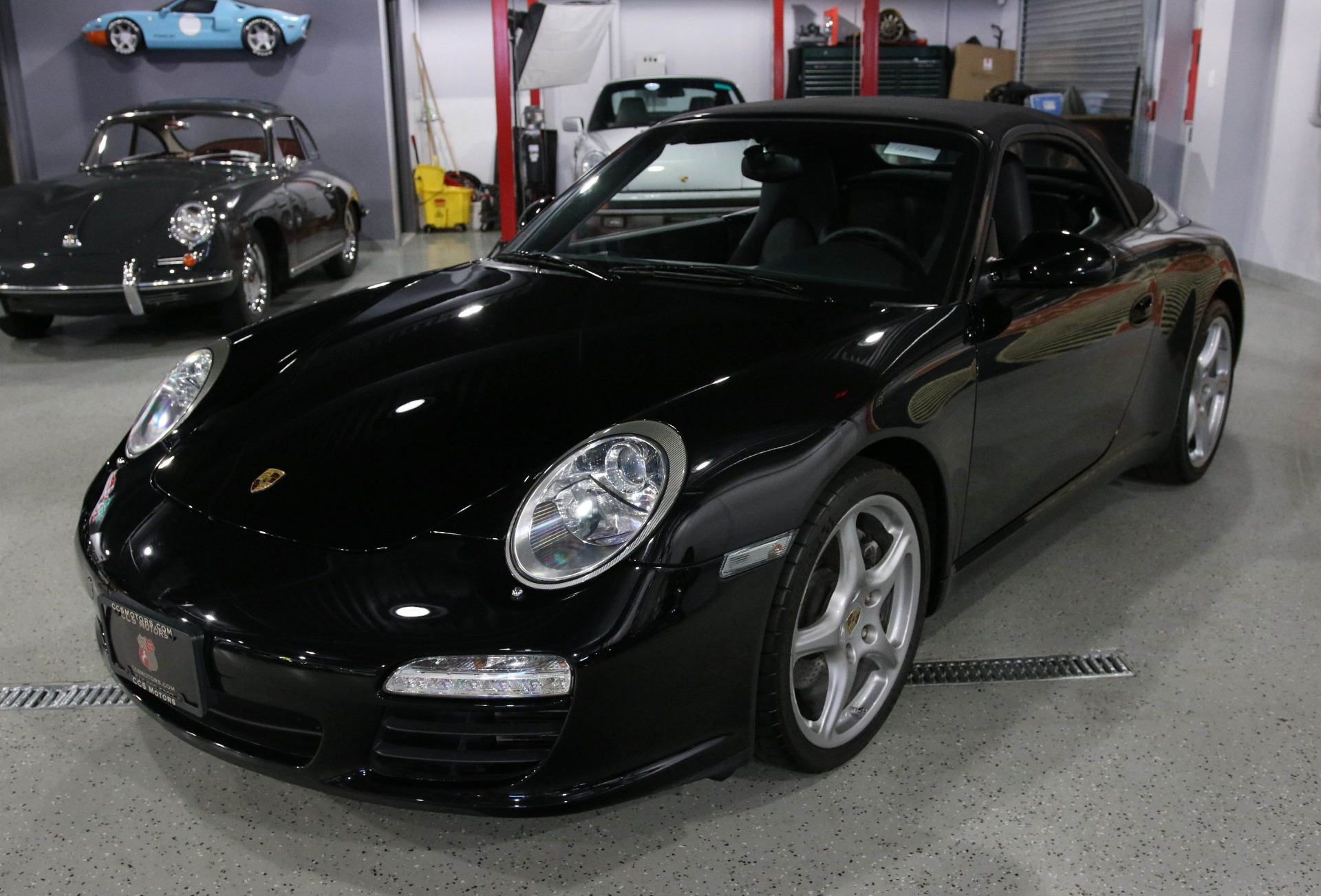 2009 porsche 911 carrera cabriolet stock 1230 for sale. Black Bedroom Furniture Sets. Home Design Ideas