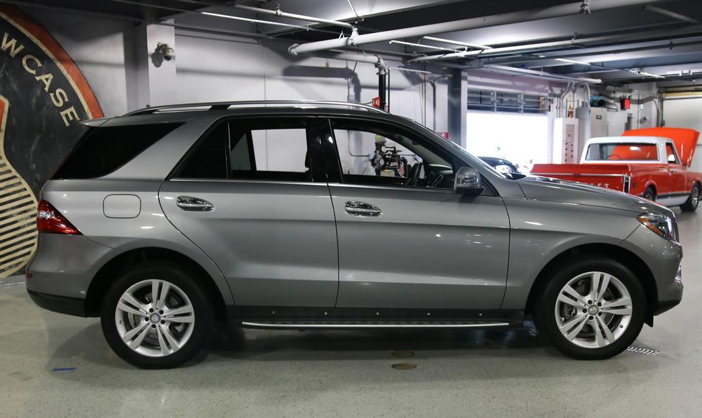 Used 2014 Mercedes Benz ML350 BlueTEC
