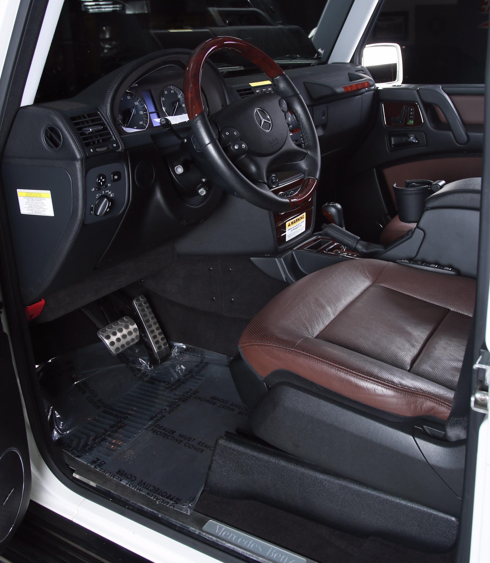 2012 Mercedes-Benz G-Class G550 4MATIC Stock # 1233 For