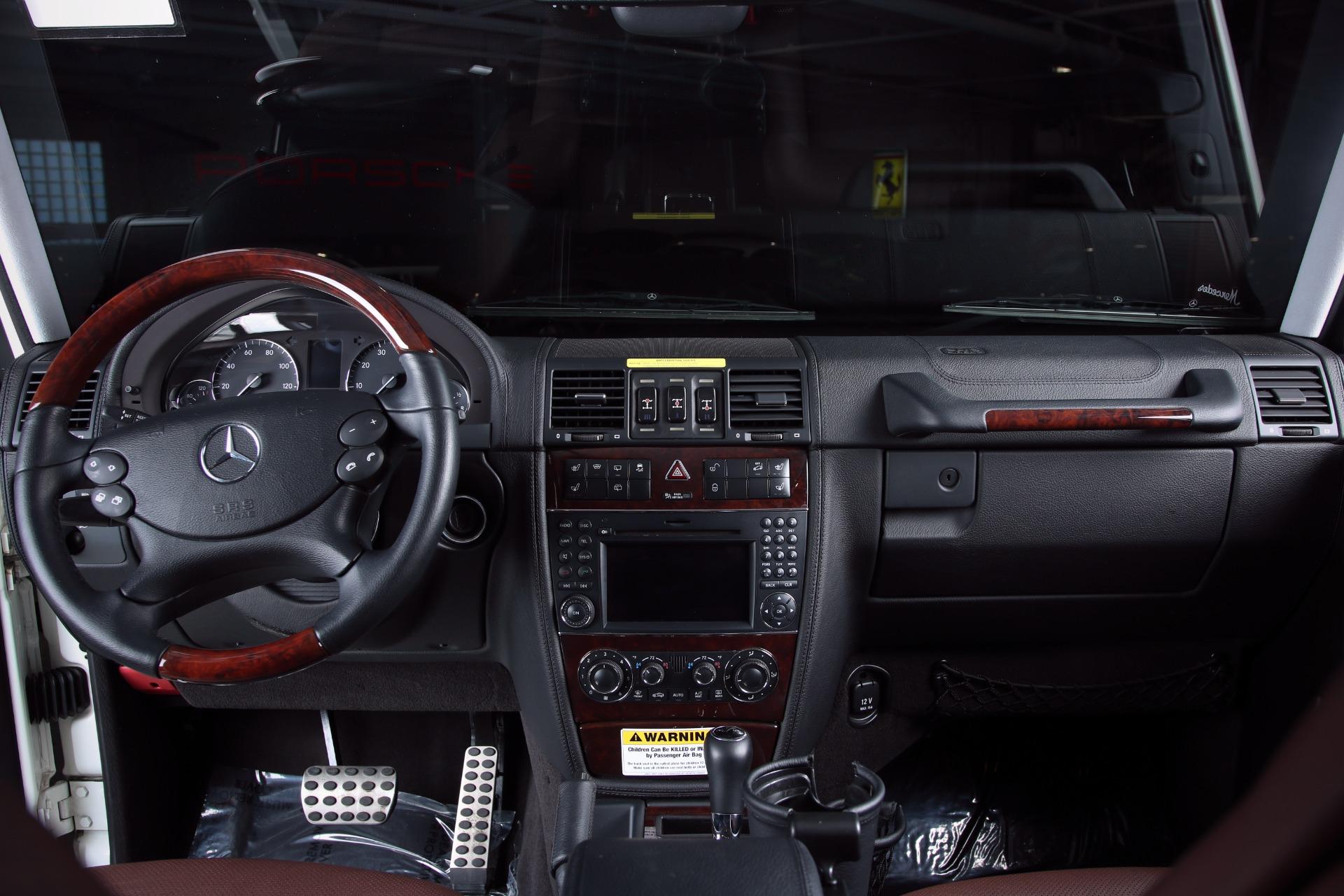 2012 Mercedes-Benz G-Class G550 4MATIC Stock # 1233 for ...