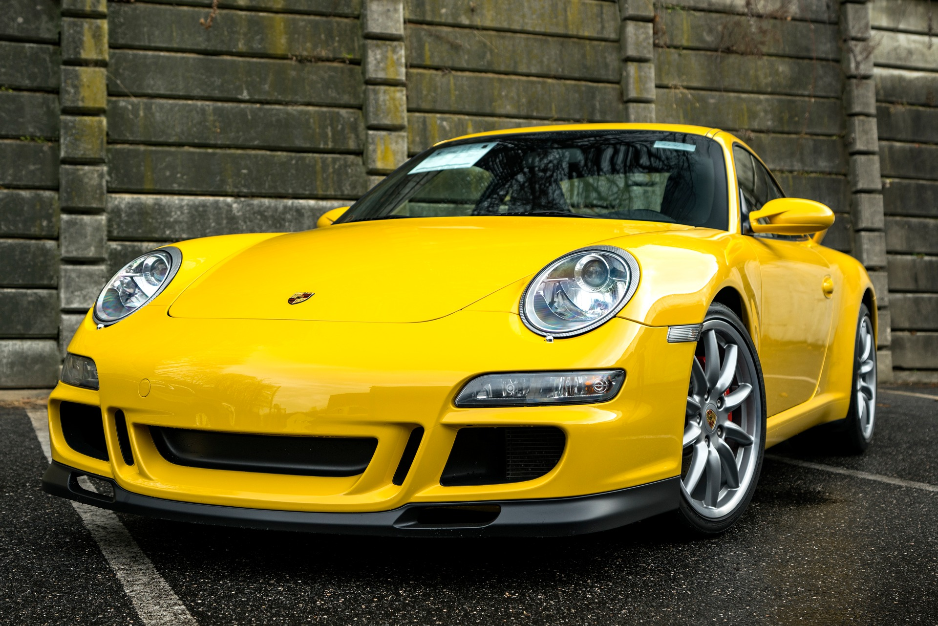 2006 porsche 911 carrera s coupe stock 1241 for sale. Black Bedroom Furniture Sets. Home Design Ideas