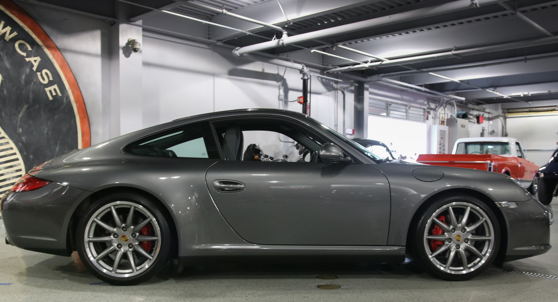 2009 Porsche 911 Carrera 4s Coupe Stock 1244 For Sale