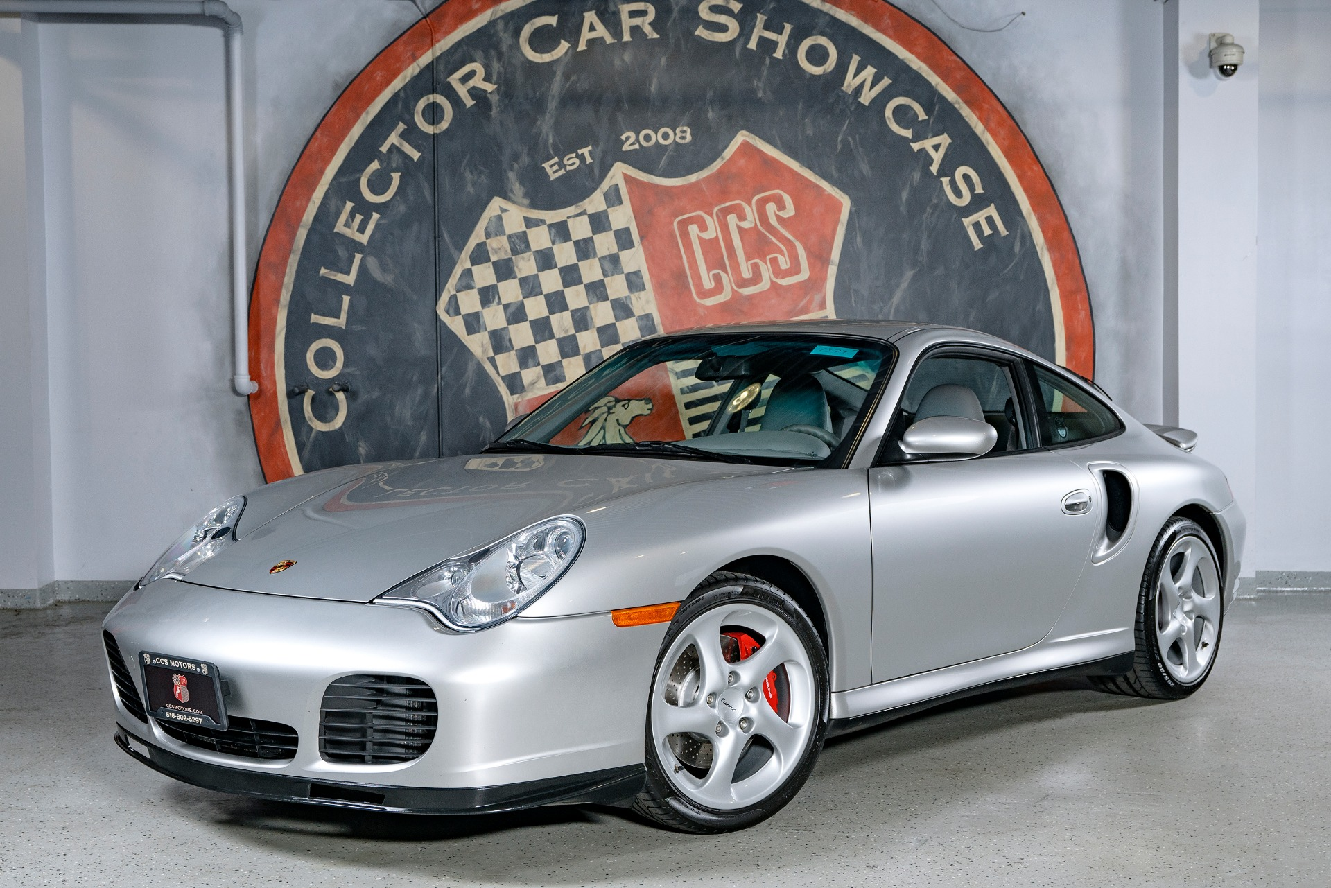 Used 2001 Porsche 911 Turbo Coupe | Oyster Bay, NY