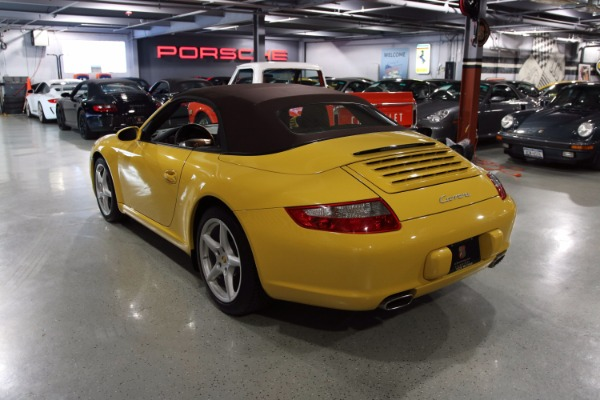 Used-2007-Porsche-911-Carrera-Cabriolet