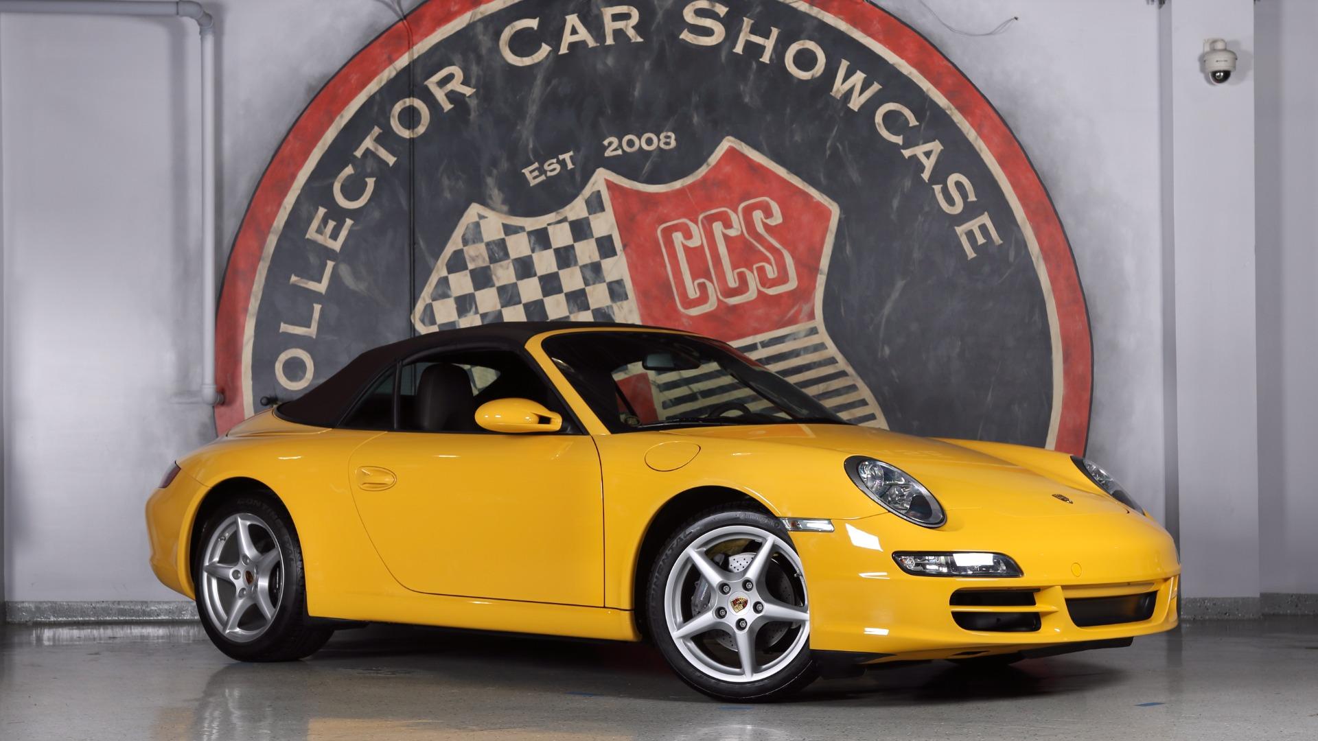 Used 2007 Porsche 911 Carrera Cabriolet | Oyster Bay, NY