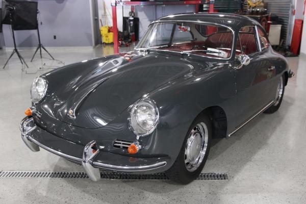 Used-1964-Porsche-356SC