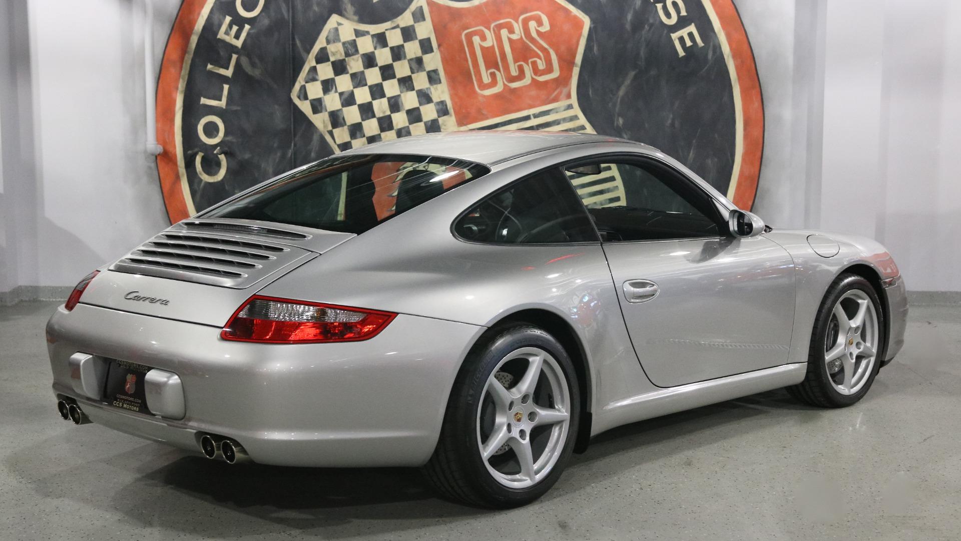 2006 porsche 911 carrera coupe stock 1218a for sale near oyster bay ny ny porsche dealer. Black Bedroom Furniture Sets. Home Design Ideas