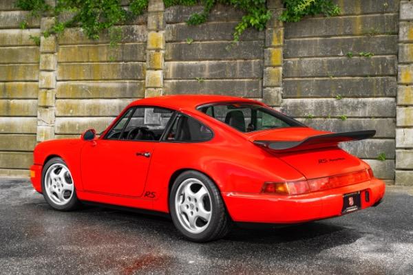Used-1993-PORSCHE-964-RSA