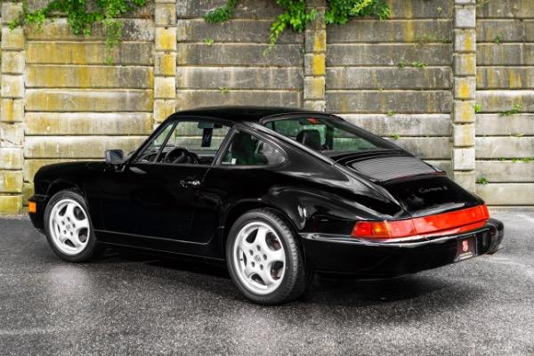 Used-1991-PORSCHE-964-Carrera-Coupe